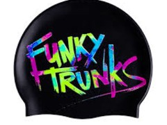 Шапочка для плавания Trunk Tag FUNKY TRUNKS